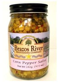 Corn Pepper Salsa
